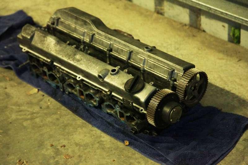 Rb25 30 Parts Head Ls2 Coils Bosch 040 500Cc Injectors
