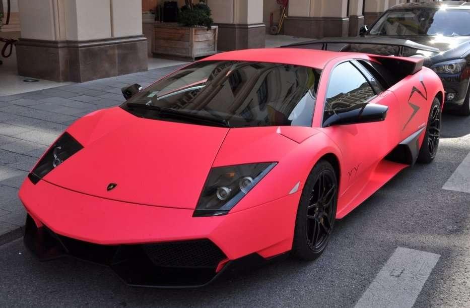 Lamborghini Murciélago LP 670 4 SuperVeloce