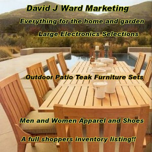 David J Ward Marketing Homepage