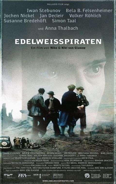 edelweisspirateno Niko von Glasow Brücher   Edelweißpiraten AKA Edelweiss Pirates (2004)