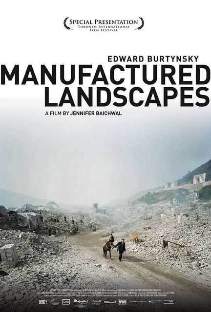 manufacturedlandscapes Jennifer Baichwal   Manufactured Landscapes (2006)