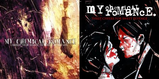 Versus: My Chemical Romance - 'I Brought You My ...