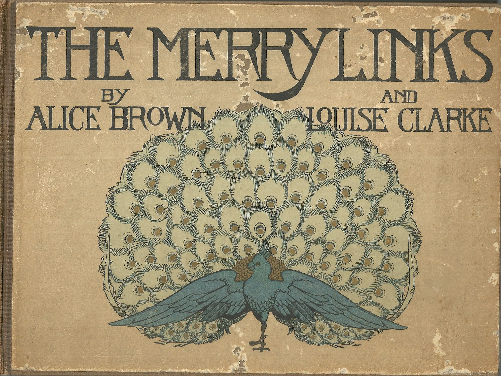 The Merry Links, Alice Brown & Louise Clarke