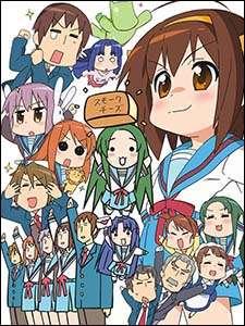 Watch Melancholy of Haruhi-chan Suzumiya Online