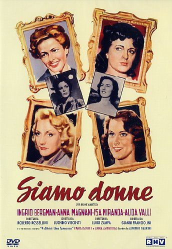 img179716lrg Various   Siamo donne aka We, the Women (1953)