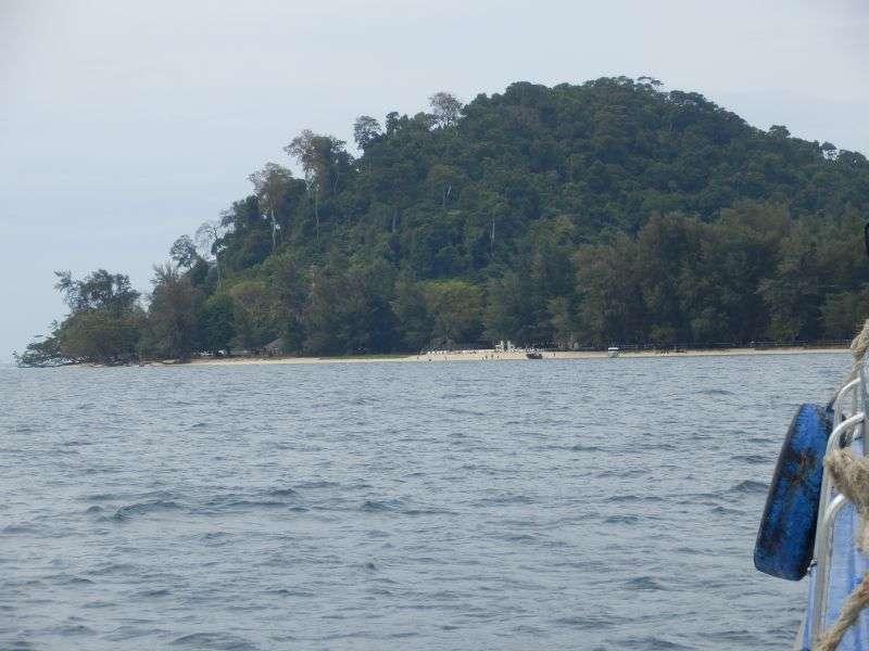 schöne kleine Insel.....