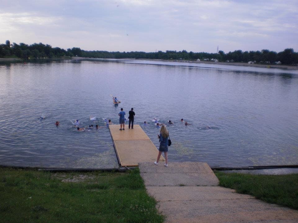 Jarunska Triatlon Liga 2012 - 2. kolo