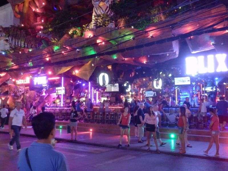 Tiger Bar Tempel
