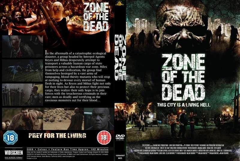 Zone Of The Dead - Uncut (2009).avi DVDRip Eng Mp3 HardSub Ita