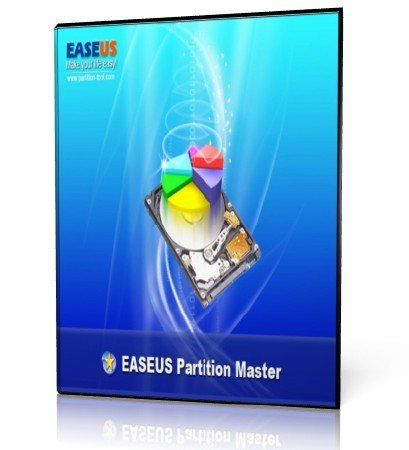 EASEUS Partition Master Professional Edition v9.3