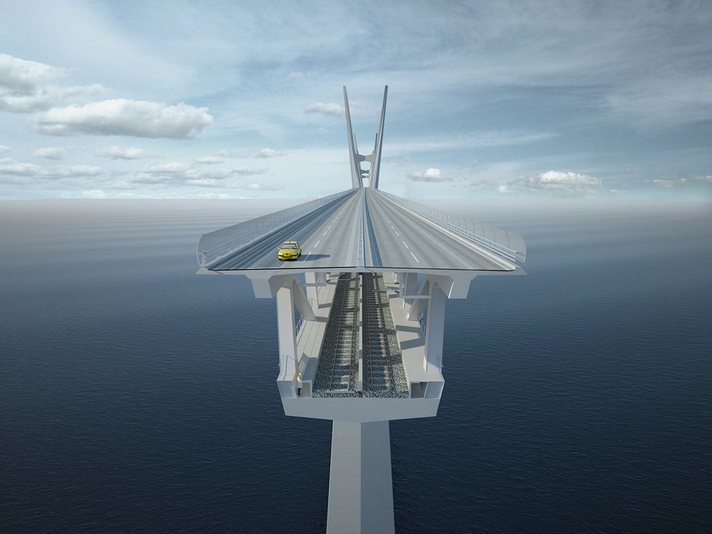 the oresund fixed link project construction essay The fixed link across the øresund: tunnel section  in the project since 1993  the design and construction of the oresund fixed link are specified in the .