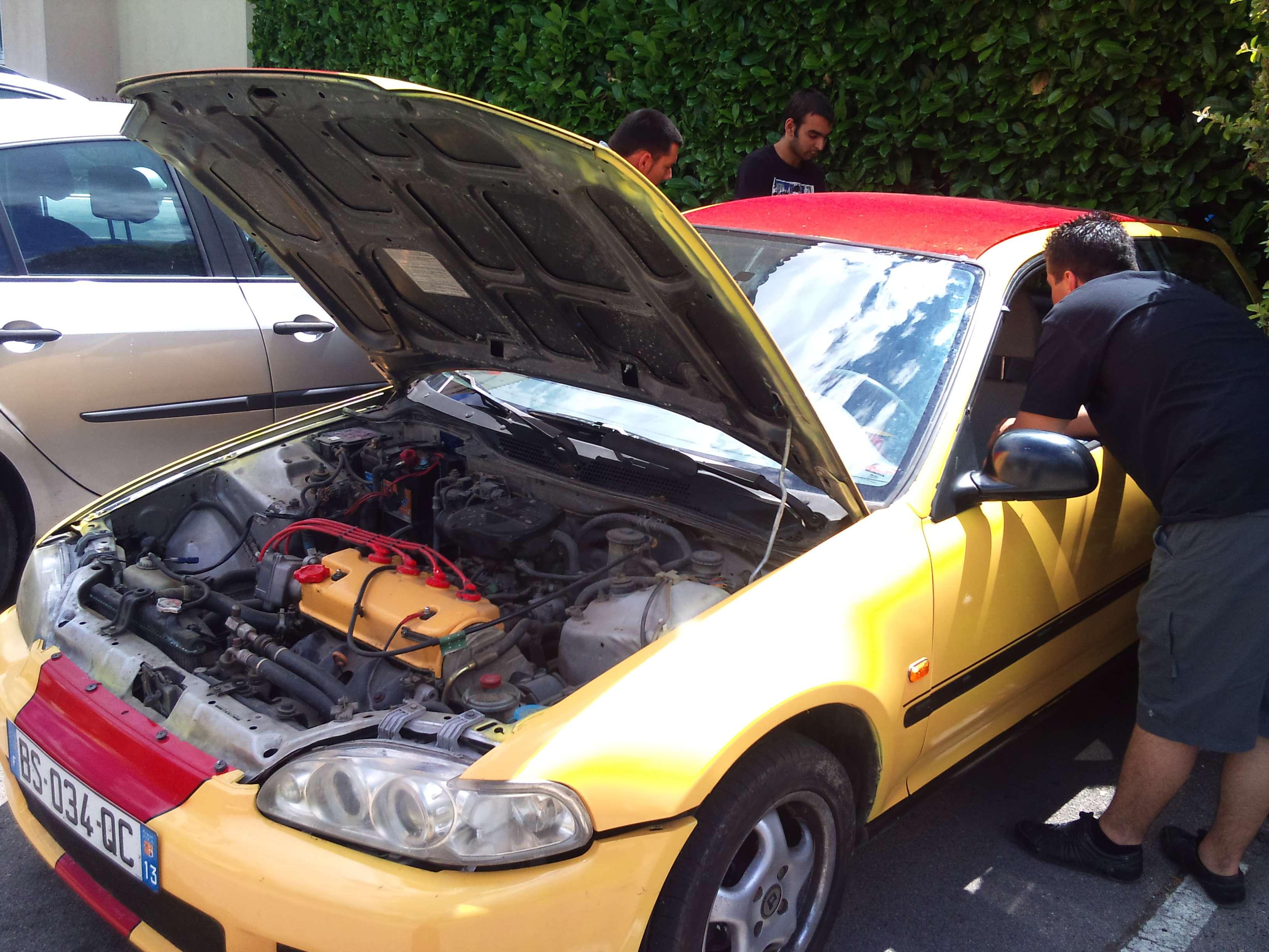 Civic Eg4 Swap Itr Jdm 96'] Salut à tous! - Integra-Type-R com