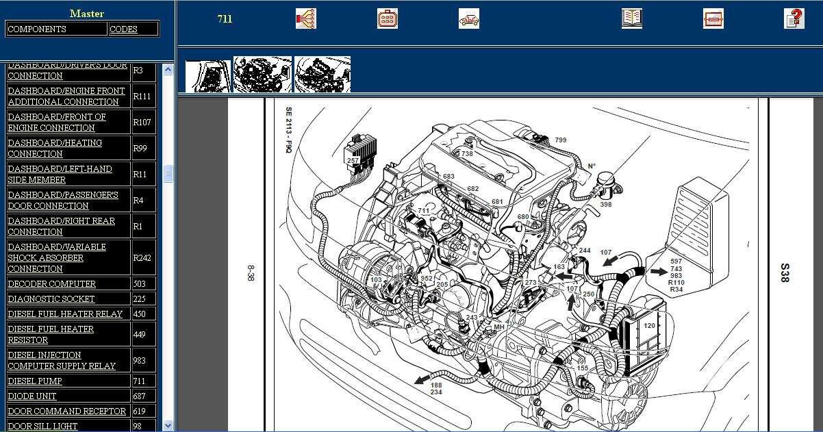 Renault Master 3 Wiring Diagram